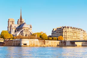 Quartier des Iles (Notre Dame and Ile Saint-Louis