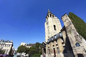 Saint Germain des Prés - Odéon
