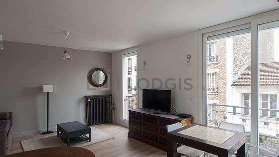 Magnifique séjour calme et très lumineux d'un appartementà Paris