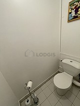 Apartment Haut de seine Nord - Toilet