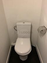 Apartment Paris 3° - Toilet