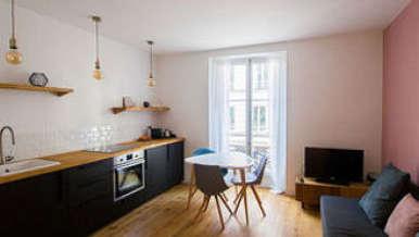 Montparnasse París Paris 14° 1 dormitorio Apartamento