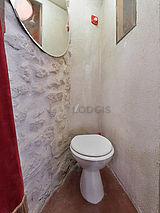 Apartment Paris 6° - Toilet