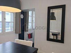 Apartment Paris 2° - Dining room