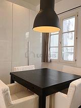 Wohnung Paris 2° - Esszimmer