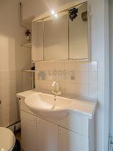 アパルトマン パリ 15区 - バスルーム