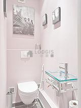 アパルトマン パリ 7区 - トイレ 2