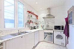 Appartement Paris 7° - Cuisine