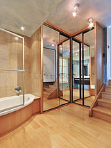 Appartamento Parigi 1° - Sala da bagno