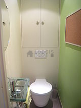 Дуплекс Париж 10° - Туалет