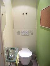 dúplex París 10° - WC