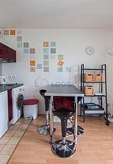 公寓 巴黎19区 - 厨房