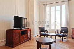Wohnung Paris 5° - Schlafzimmer 3