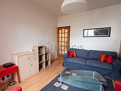 Appartamento Parigi 20° - Soggiorno