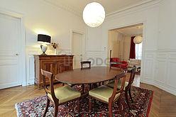 Wohnung Paris 17° - Esszimmer