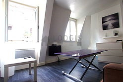 アパルトマン パリ 18区 - リビングルーム