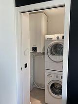 Apartment Paris 11° - Laundry room
