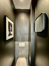 Apartment Paris 11° - Toilet