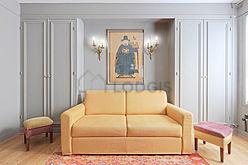 Wohnung Paris 7° - Wohnzimmer