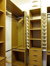 Apartment Paris 14° - Dressing room