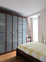 Apartment Paris 2° - Bedroom 3