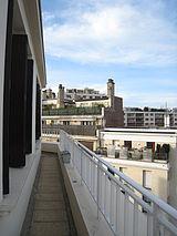 アパルトマン パリ 14区 - リビングルーム