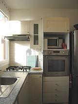 Apartamento París 14° - Cocina