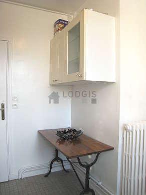 Beautiful kitchen of 7m² with tilefloor