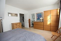 Дуплекс Париж 6° - Спальня