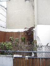 アパルトマン パリ 3区 - テラス