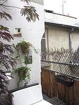 公寓 巴黎3区 - 陽台