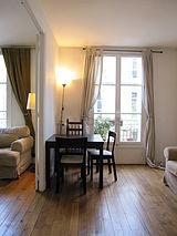 Apartamento París 6° - Comedor