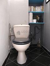 デュプレックス Seine st-denis Nord - トイレ