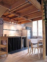 Duplex Seine st-denis Nord - Kitchen