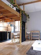 dúplex Seine st-denis Nord - Salón