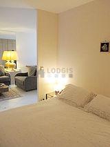 Appartement Paris 16° - Alcove