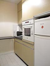 Appartement Paris 16° - Cuisine