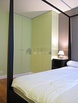 Apartamento París 3° - Dormitorio