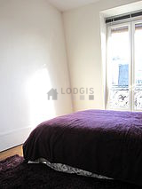 Apartment Paris 17° - Bedroom