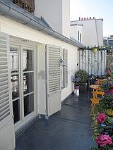 Apartamento Paris 2° - Terraça