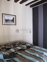 Apartamento París 2° - Alcoba