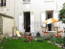 公寓 巴黎17区 - 花园