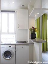 Квартира Париж 13° - Кухня