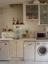 Дуплекс Париж 14° - Кухня