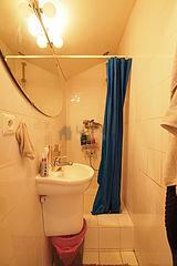 双层公寓 巴黎14区 - 浴室