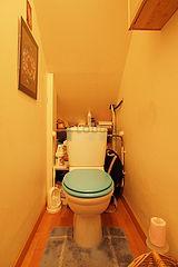 双层公寓 巴黎14区 - 厕所