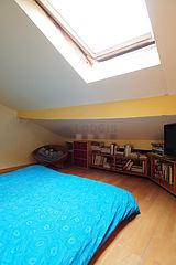 Duplex Paris 14° - Bedroom