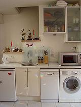 dúplex París 14° - Cocina