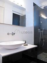 Wohnung Paris 16° - Badezimmer