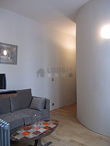 Wohnung Paris 10° - Wohnzimmer
